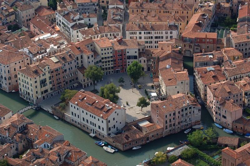 Еврейское гетто Венеции