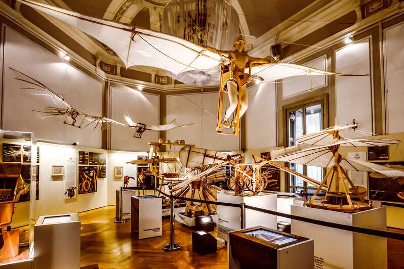 Музей науки и техники Да Винчи