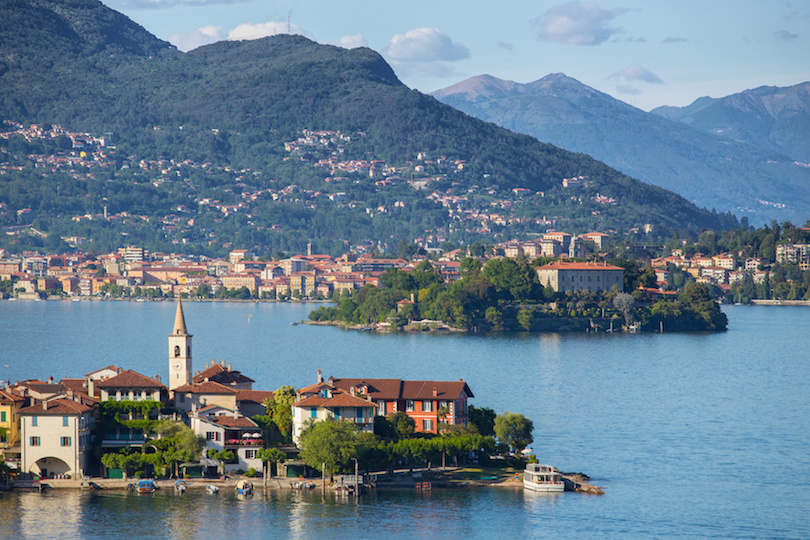 Озерный край Италии