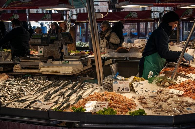 Рыбный рынок Риальто