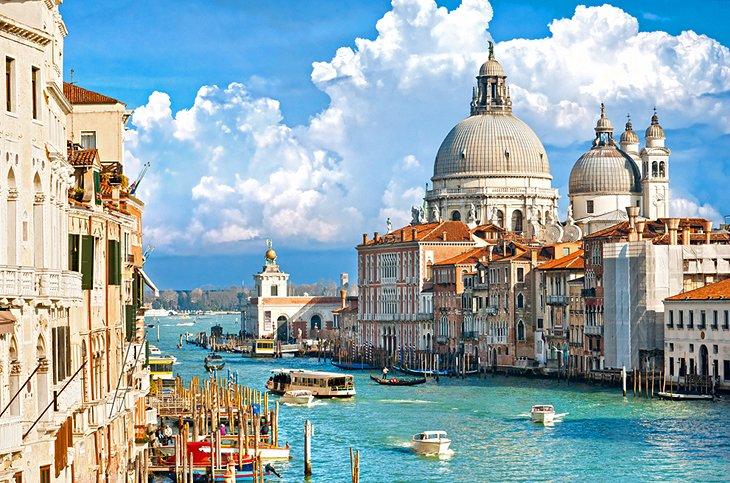 достопримечательностей Венеции