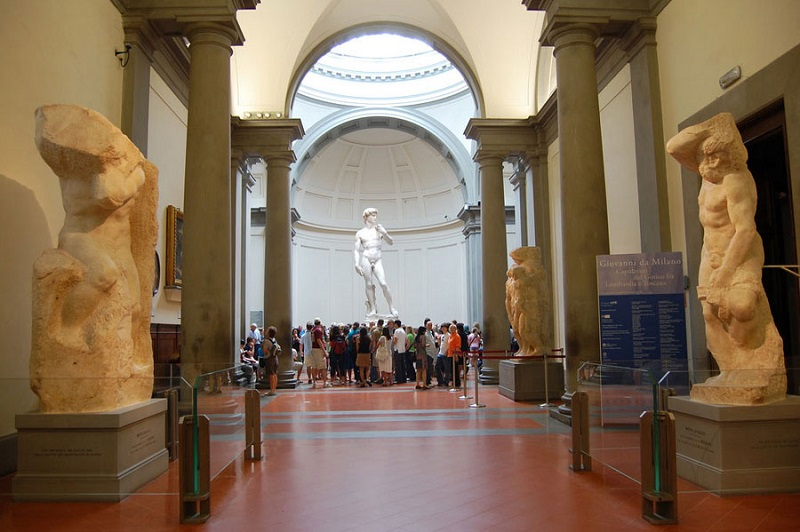 Галерея Академии Флоренции