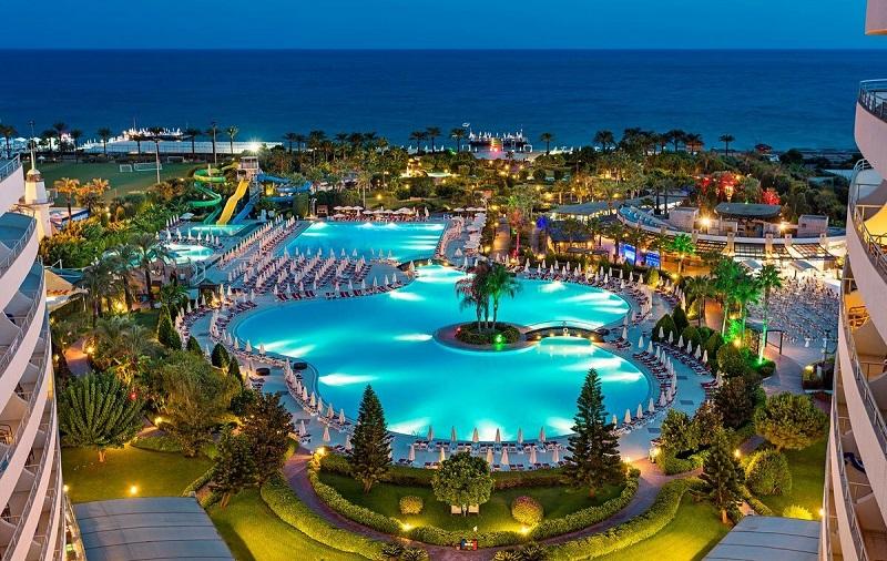 Анталья курорты