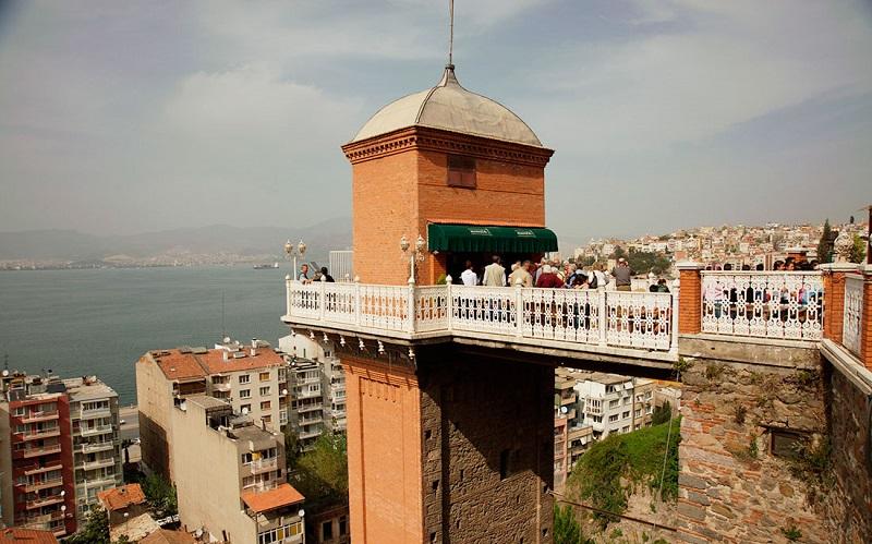 Исторический лифт Асансёр
