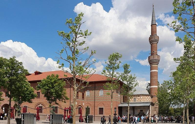 Мечеть Хаджи Байрам