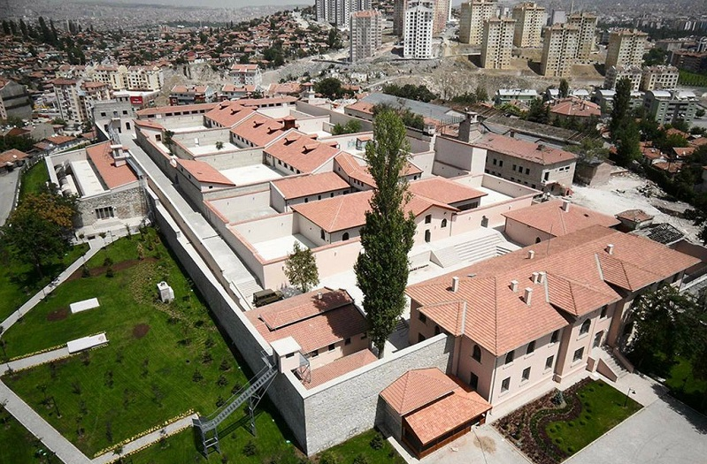 Музей тюрьмы Улуджанлар