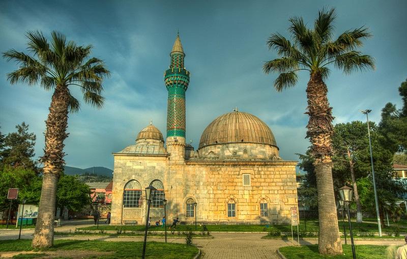 Зелёная мечеть бурса