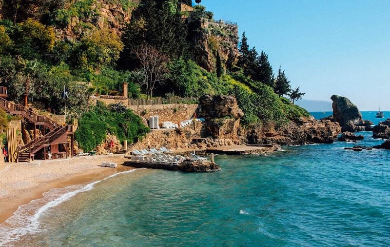 пляж мермерли