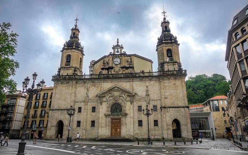 Церковь Сан-Николас-де-Бари