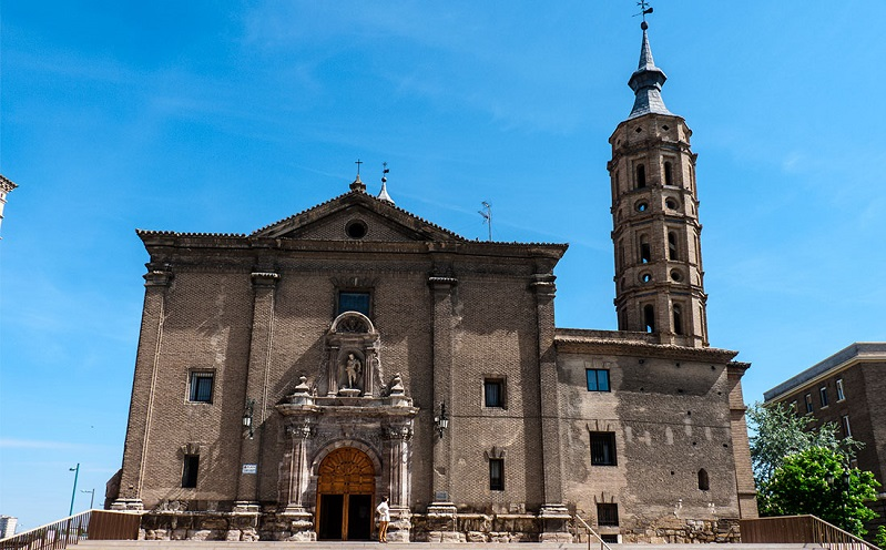 церковь святого иоанна де лос панетес