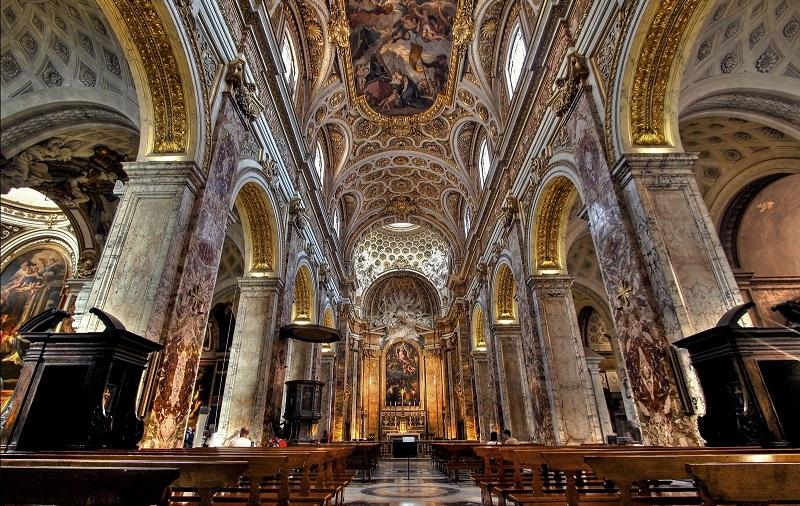 Церковь Святого Луиджи Французского севилья