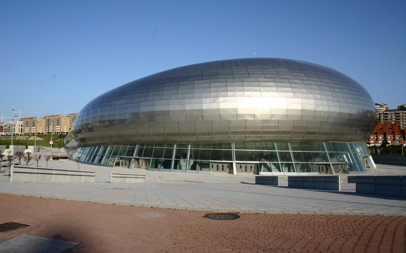 Дворец спорта сантандер