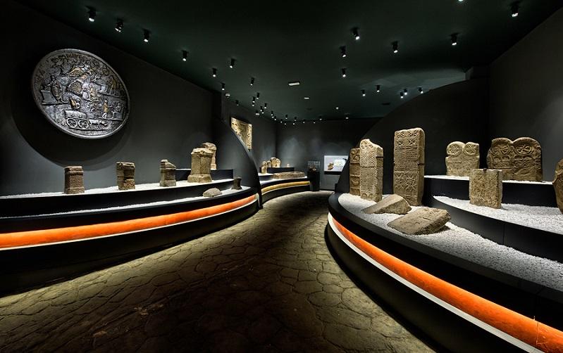 Музей археологии сантандер