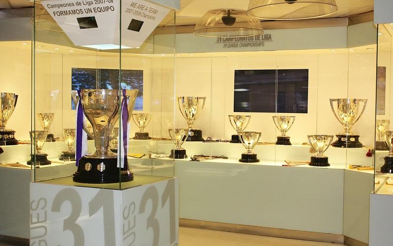 Музей футбольного клуба «Реал»