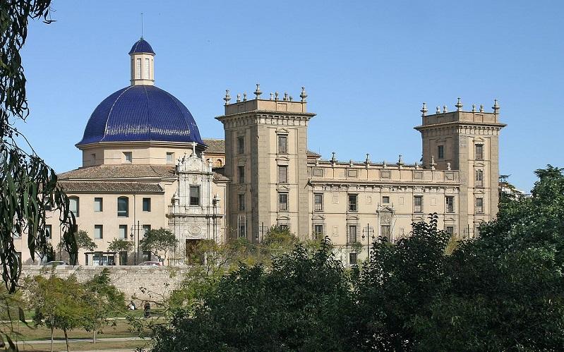 Музей изящных искусств валенсия