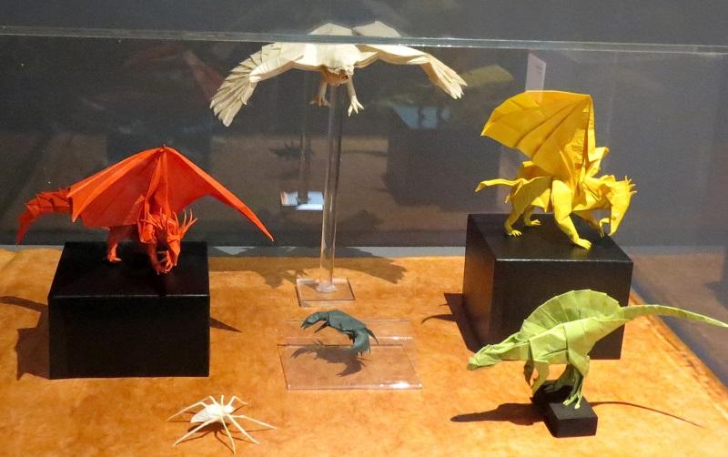 Музей оригами сарагоса