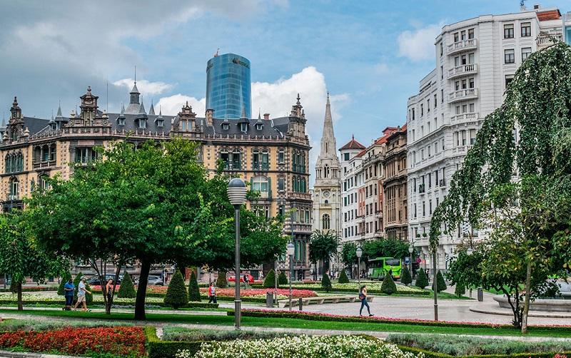 Площадь Федерико-Моуя