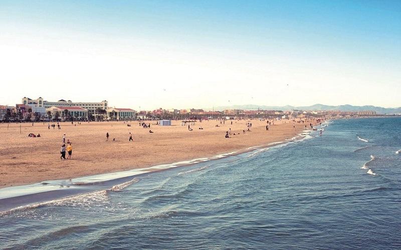 Пляж Мальвароса