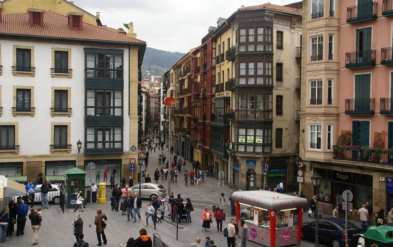 Семь улиц бильбао
