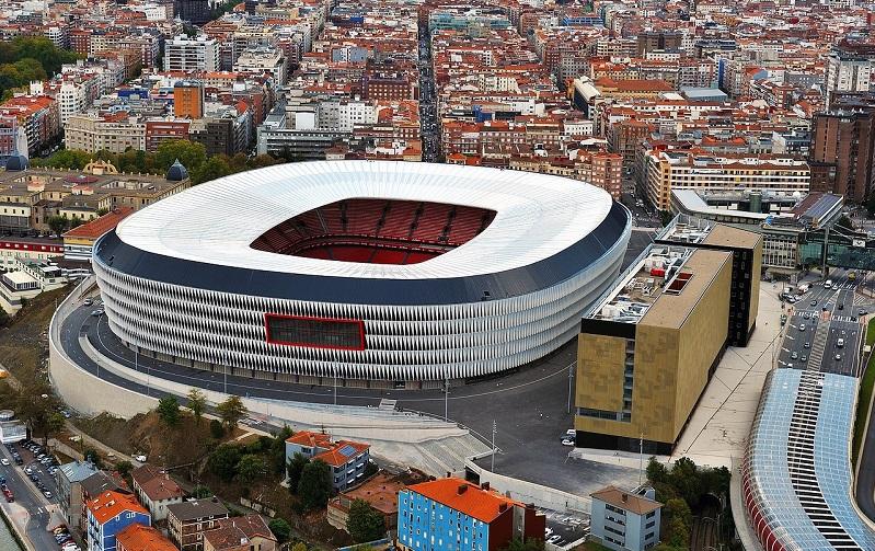 Стадион Сан-Мамес
