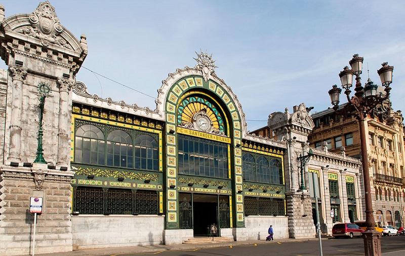 Станция Бильбао Конкордия