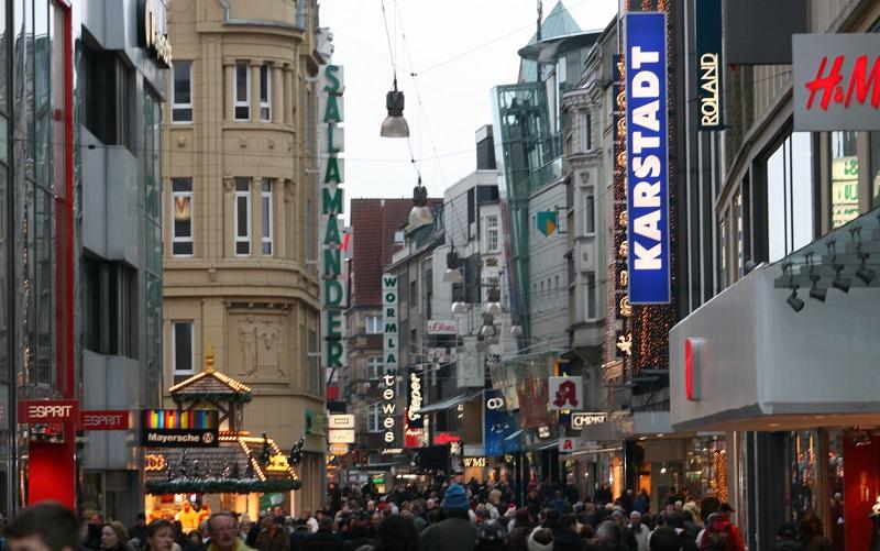 Улица Вестенхельвег Дортмунд