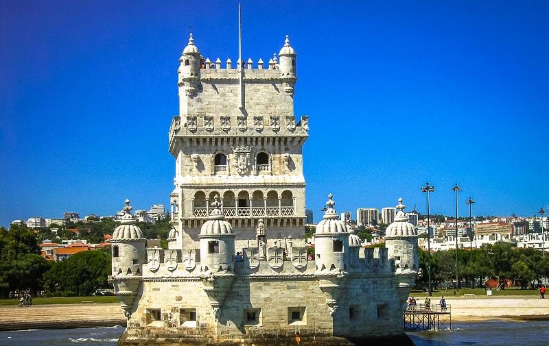 башня торри ди белен
