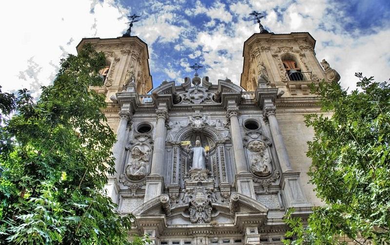 базилика святого иоанна божиего гранада