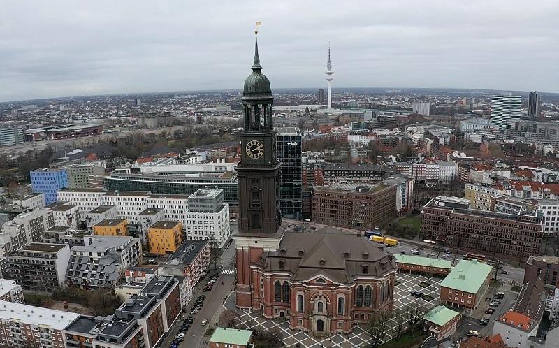 церковь святого михаила гамбург