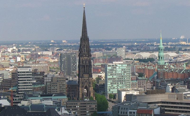 церковь святого николая гамбург