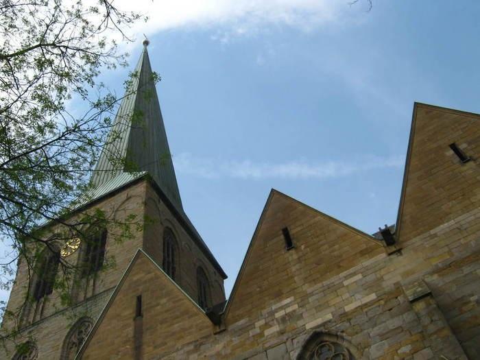 церковь святого петра дортмунд