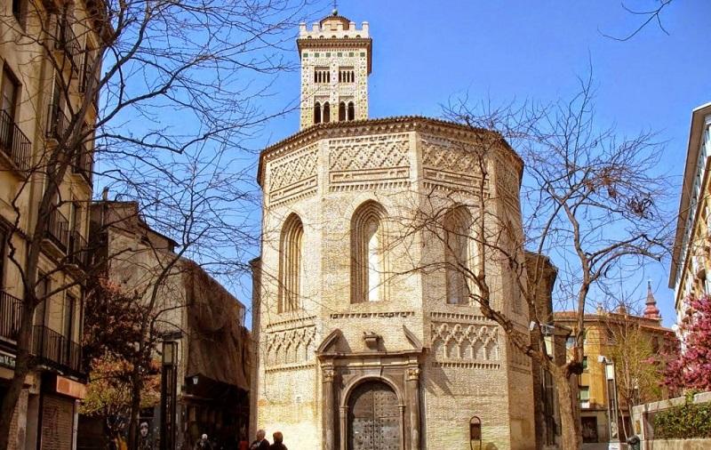 церковь святой марии магдалины сарагоса