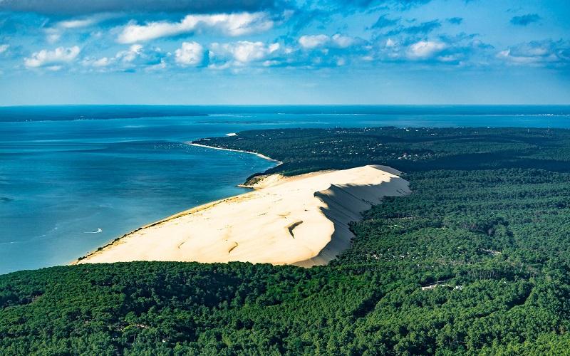 дюна пила аркашонский залив