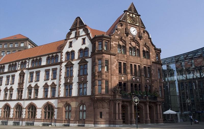 дортмунд старая ратуша
