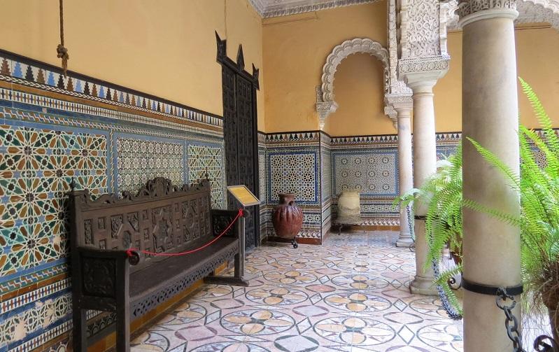 дворец графини де лебриха