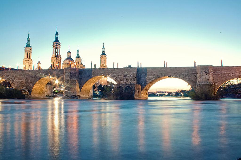 каменный мост сарагоса