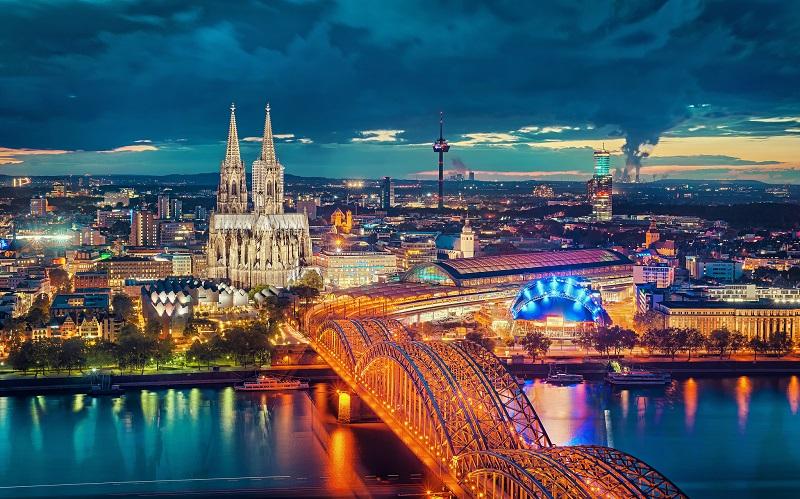 красивые города германии