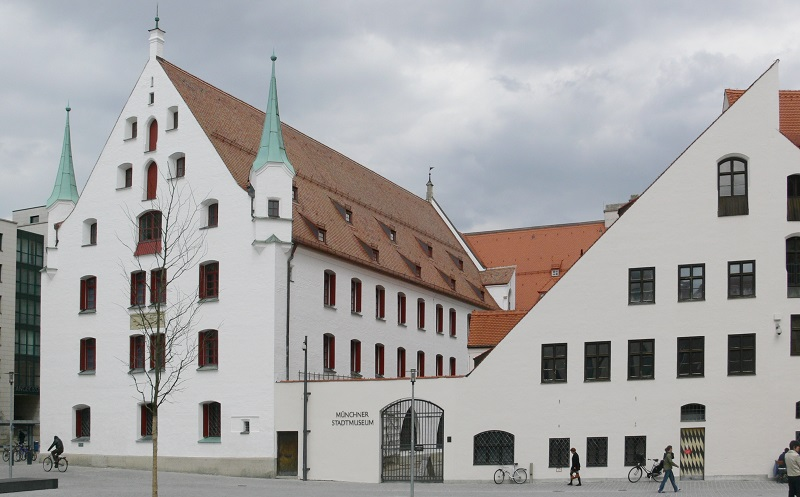 мюнхенский городской музей