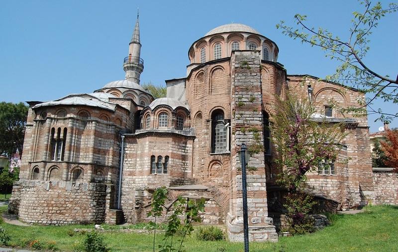 монастырь хора стамбул