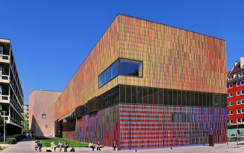 музей брандхорста в мюнхене