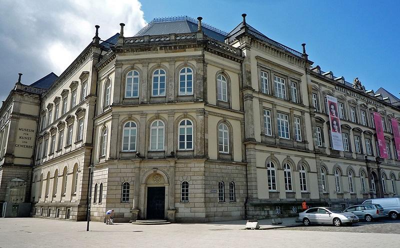 музей искусств и ремёсел гамбург