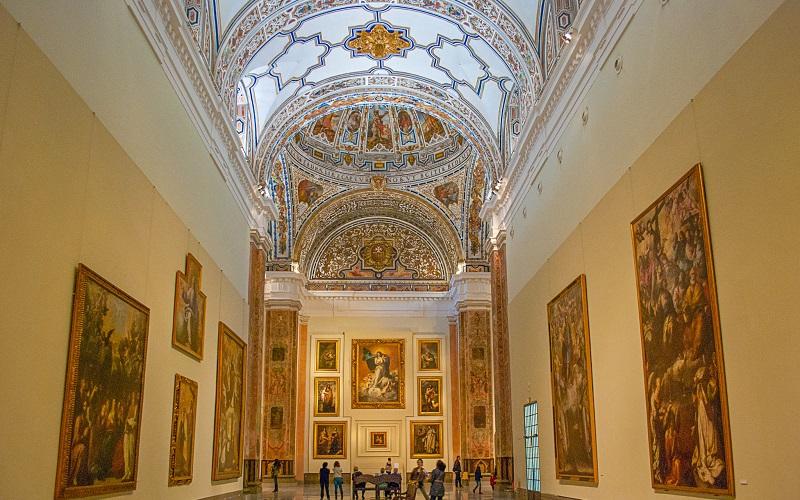 музей изящных искусств севилья