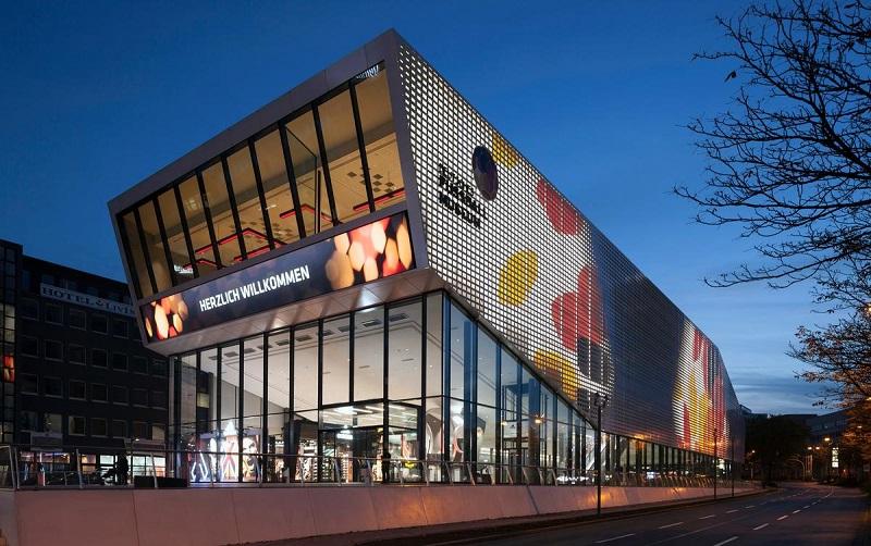 музей немецкого футбола в дортмунде