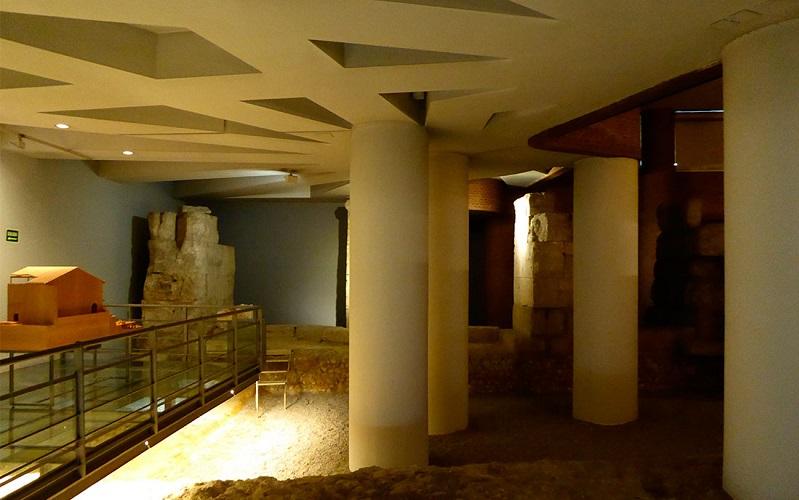музей римского речного порта сарагоса