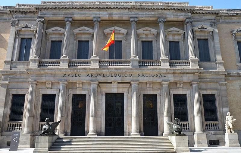 национальный археологический музей мадрид