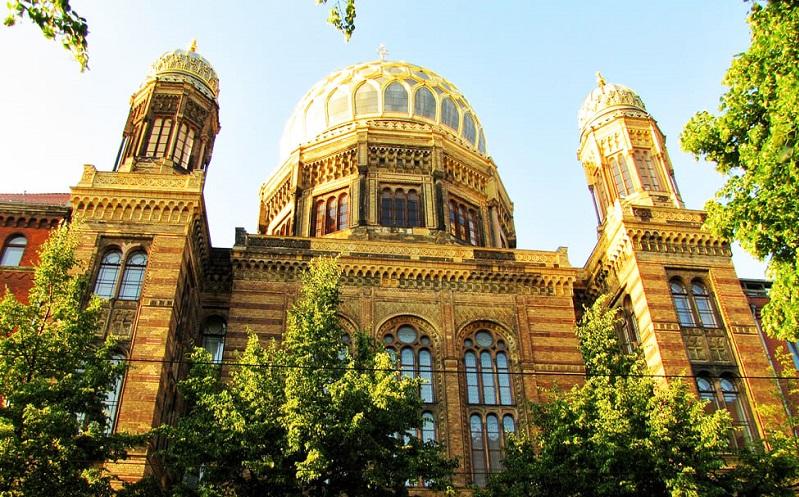 новая синагога в берлине