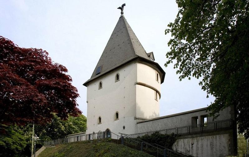 орлиная башня дортмунд