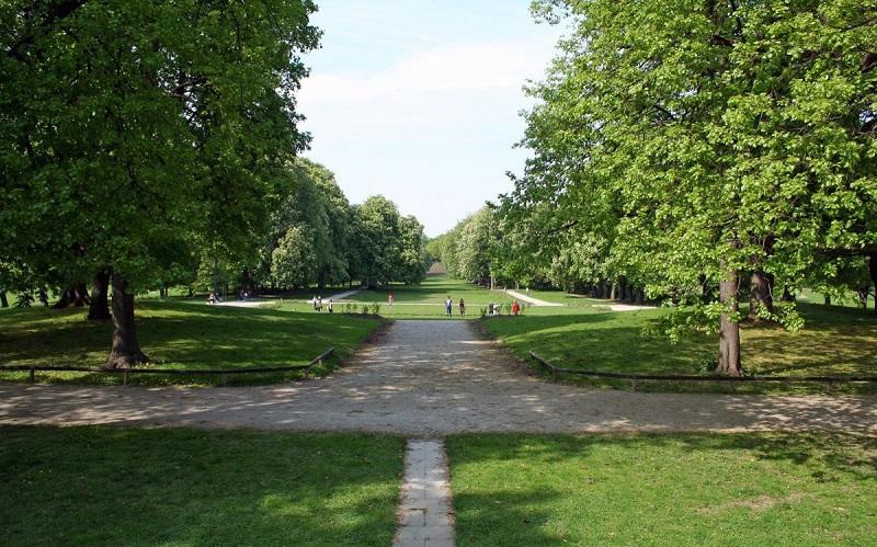 парк луитпольд мюнхен