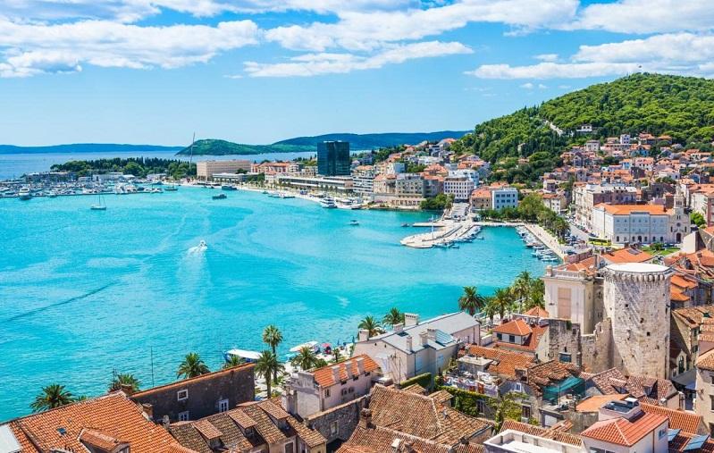 сплит курорт в хорватии