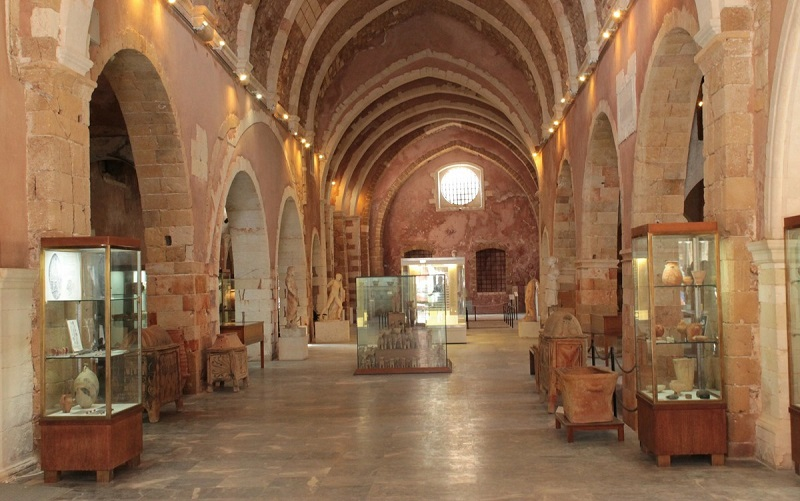 археологический музей ханьи